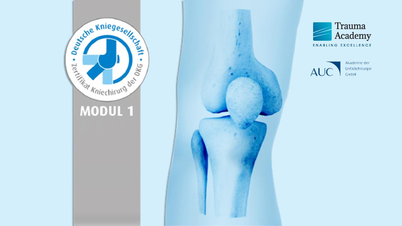 Sporthorthopädie - Specialist L5 - Komplexe Ligamentrekonstruktionen am Kniegelenk